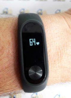 MiBand2-8 Test du bracelet XIAOMI MI BAND 2