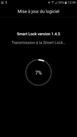 33 Test de la serrure connectée Nuki Smart Lock