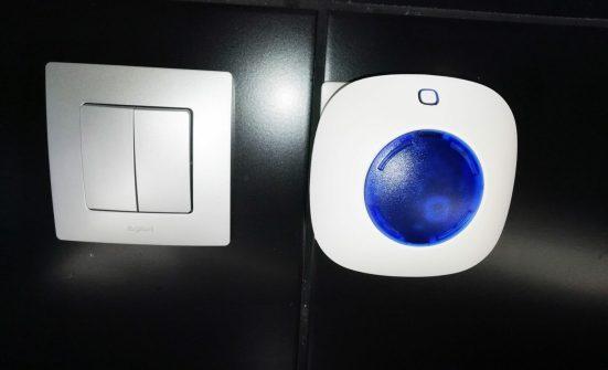 03-1 Test des sirènes intérieure et extérieure pour l'alarme Avosdim