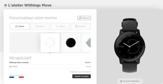 move-1000x518 Test de la montre Withings Move la montre connectée 100% personnalisable
