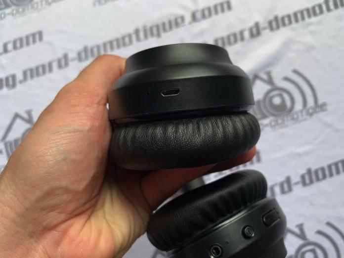 taotronics-3658-1000x750 TaoTronics BH60 Test du casque Bluetooth à réduction de Bruit Active
