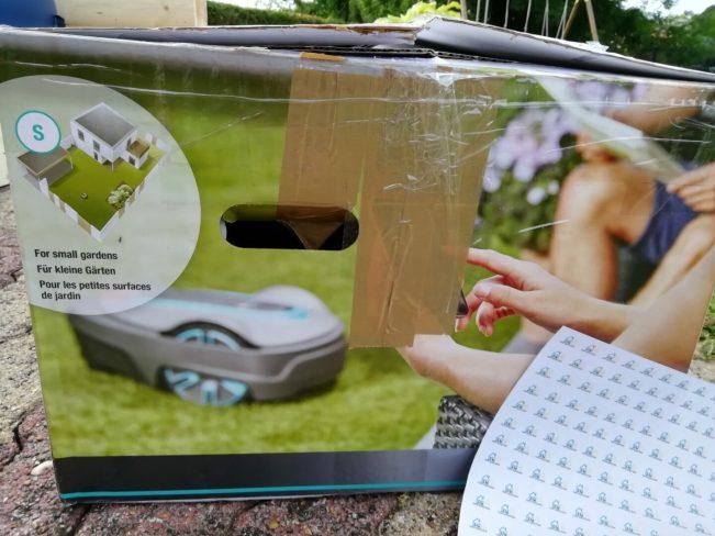07 Gardena – Présentation du robot tondeuse connecté Smart Sileno City 500