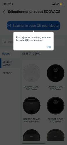 deebot-ozmo-920-4629-231x500 Présentation et test du robot aspirateur DEEBOT OZMO 920