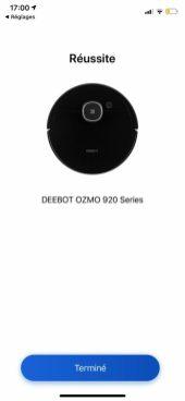 deebot-ozmo-920-4635 Présentation et test du robot aspirateur DEEBOT OZMO 920