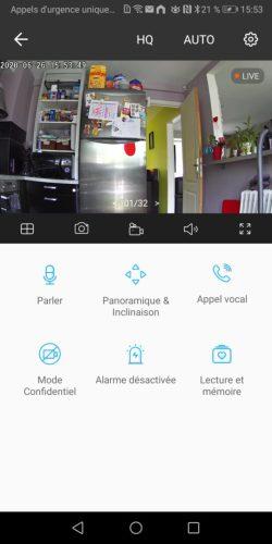 10 Test de la caméra intérieure Tapo C200 de TP-Link