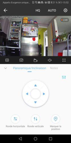 11 Test de la caméra intérieure Tapo C200 de TP-Link