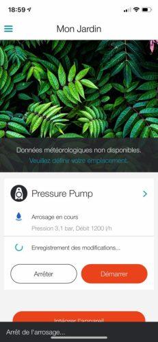 gardena-smartsystem-pompe-7169-231x500 Test du Kit smart automatic Home & Garden Pump 5000/5