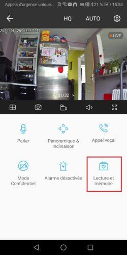 16 Test de la caméra intérieure Tapo C200 de TP-Link