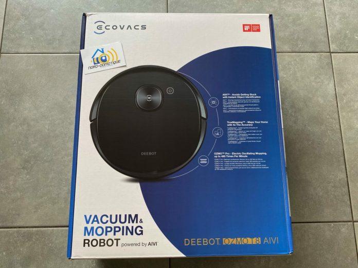 Deebot Ozmo T8 AIVI_7949