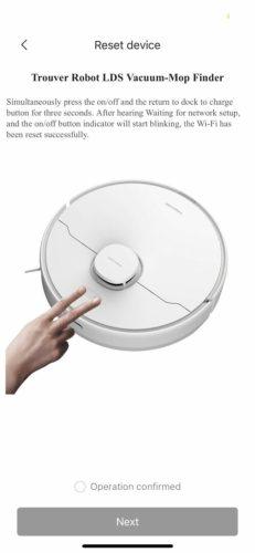 trouver-robot-lds-vacuum-mop-finder-0046-231x500 Test du robot Xiaomi Trouver Finder LDS