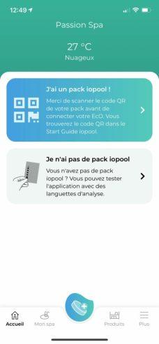 iopool-spa-0811 Test de la nouvelle version EcO compatible SPA
