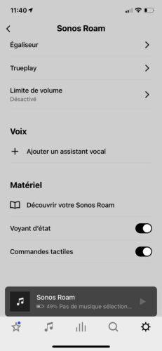 sonos-roam-0737-231x500 Test du Sonos Roam, la nouvelle enceinte nomade et intelligente