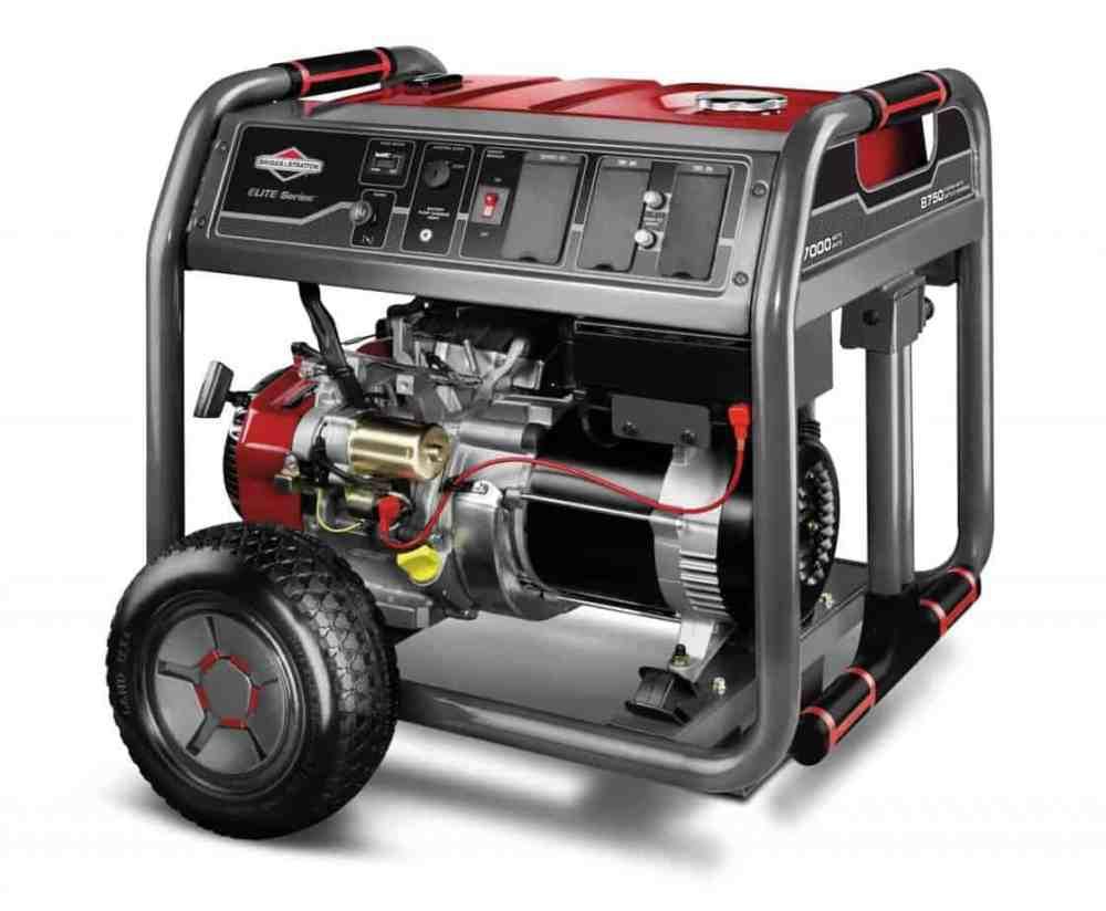 medium resolution of briggs stratton elite 7000 watt electric start portable generator