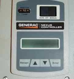 14kw generac generator wiring diagram [ 1464 x 1892 Pixel ]