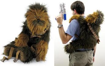 Chewbacca Rucksack