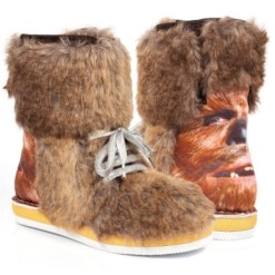 Chewbacca Boots