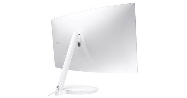 Samsung C27H711: 27'' curved Multitalent Monitor