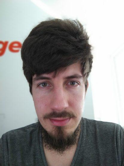 Der Bokeh-Modus zeichnet den Hintergrund bei Selfies weich