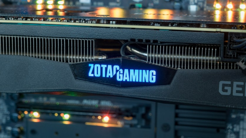 Zotac RTX 2080 Test