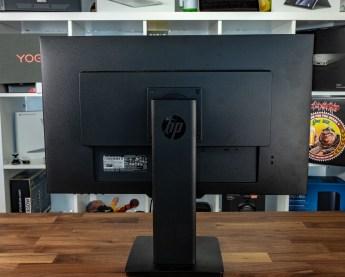 HP 27xq Rückseite
