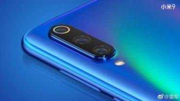 Xiaomi Mi 9 Kamera