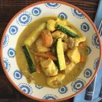 Paleo Chicken Curry