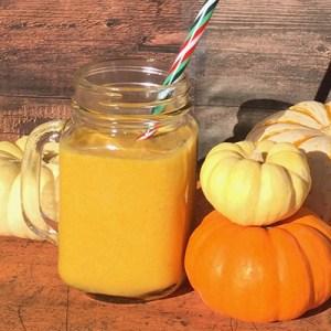 Pumpkin & Cranberry Smoothie