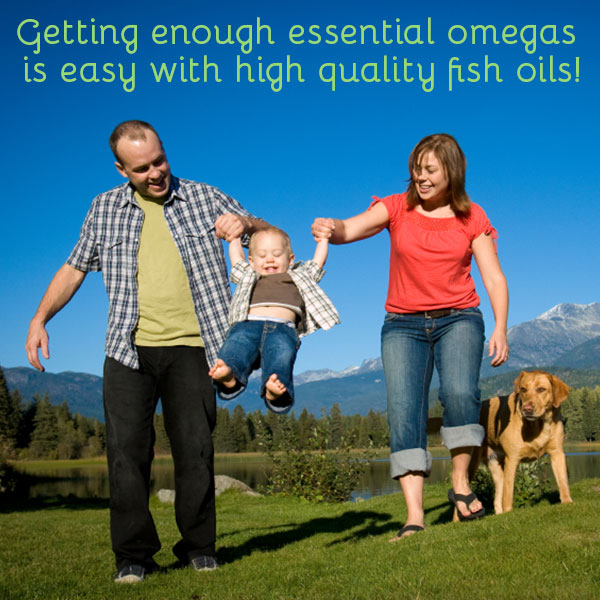 Autism research suggests essential omega 3s significantly improve autism symptoms. And getting your omega-3's easy with high quality fish oils!