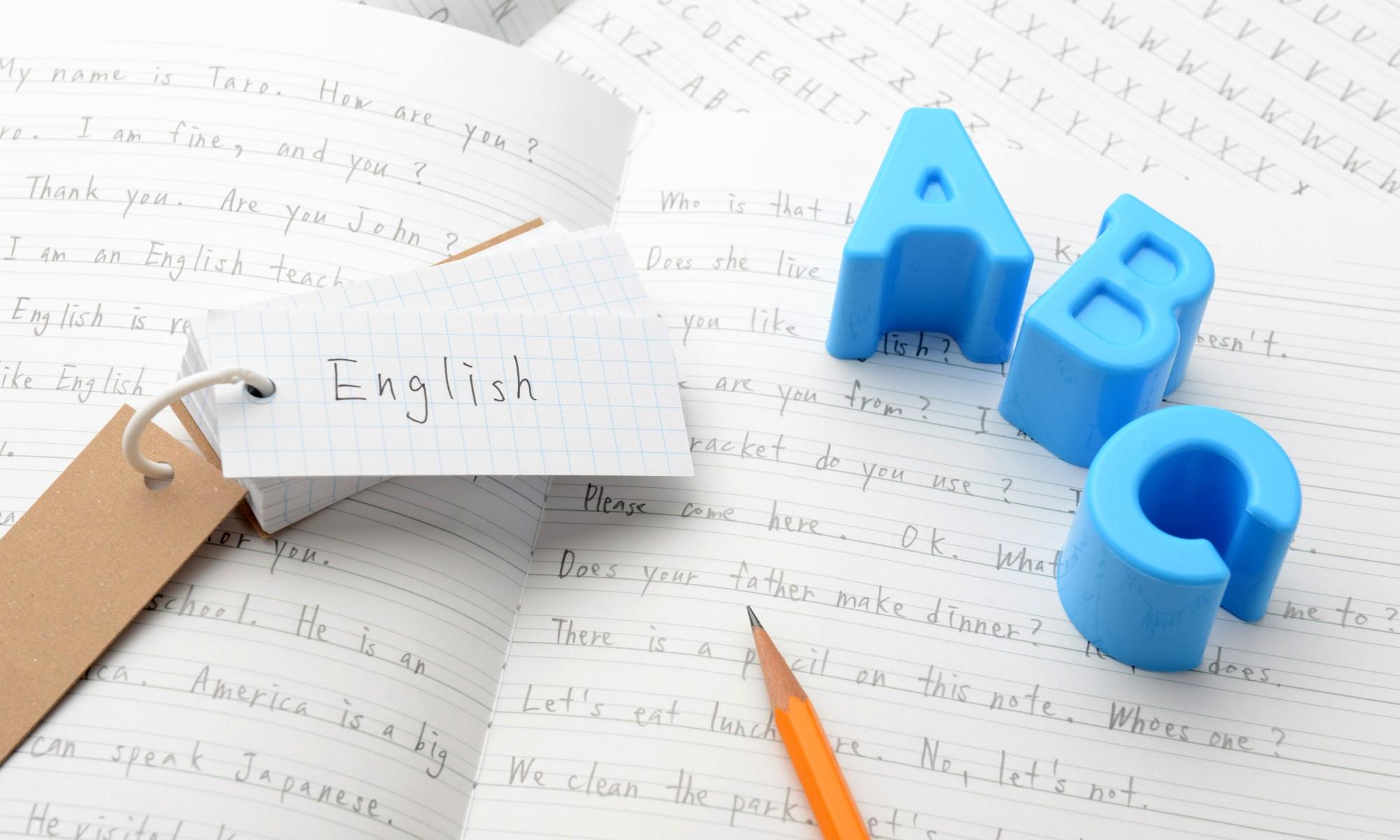 NAuka słówek angielskiego