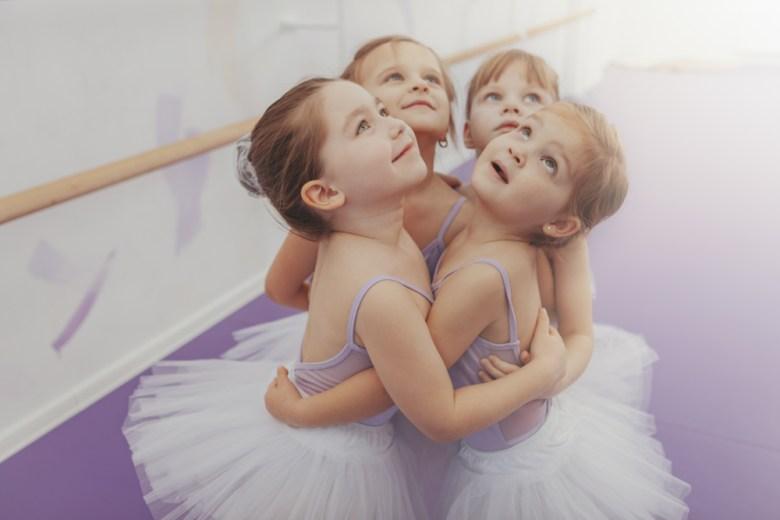 zajęcia pozalekcyjne - balet