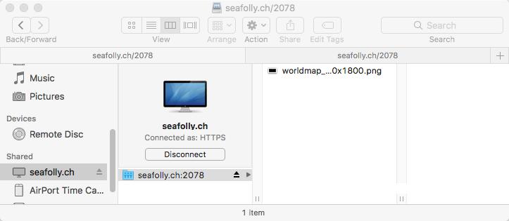 macOS - Finder
