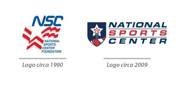 Previous NSC logos