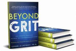 Cindra Kamphoff Beyond Grit