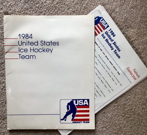 1984 united states ice hockey team