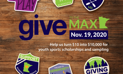 Give to the Max feature photo