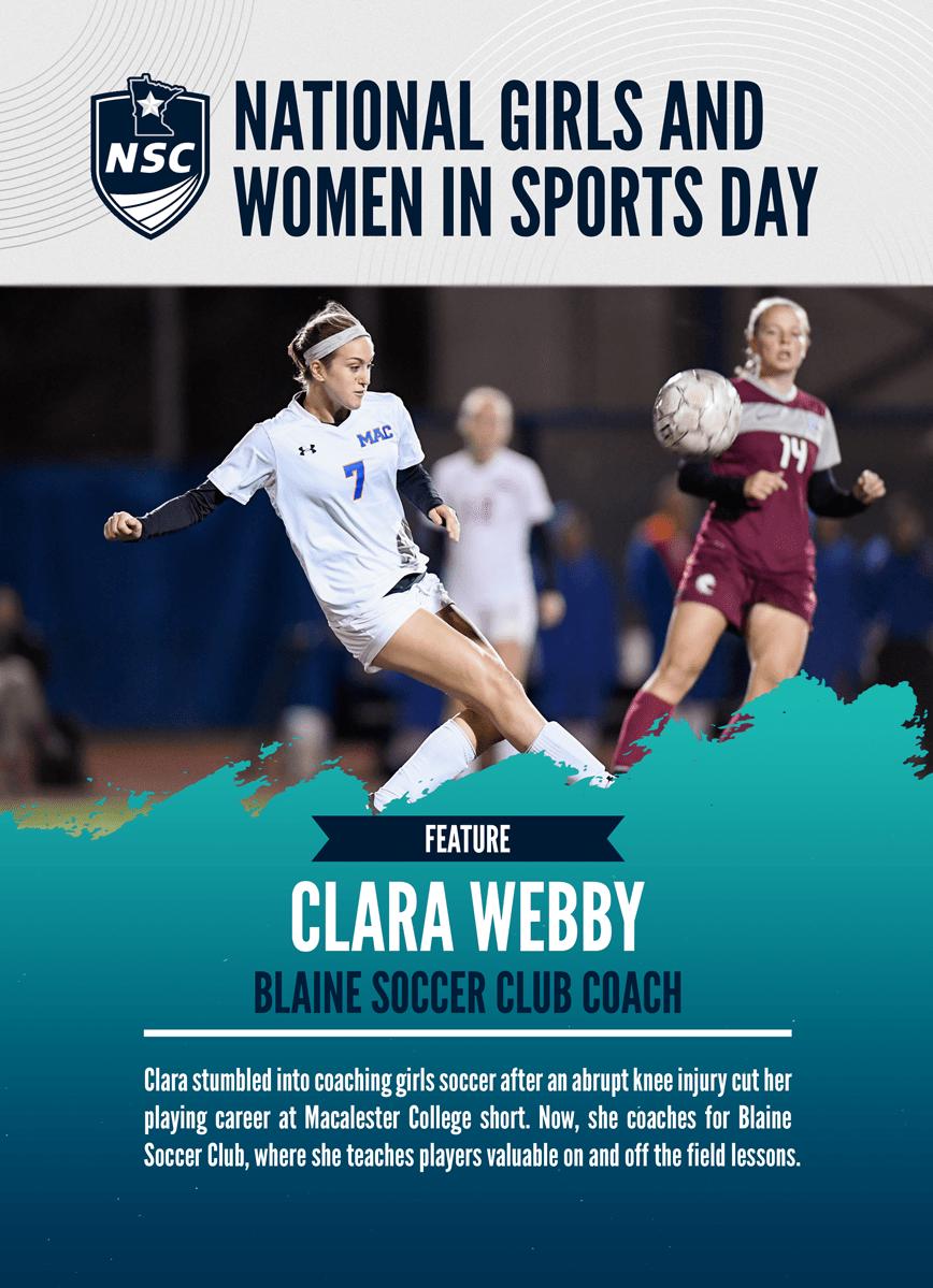 NGWSD-Clara-Webby by Christopher Mitchell / SportShotPhoto.com