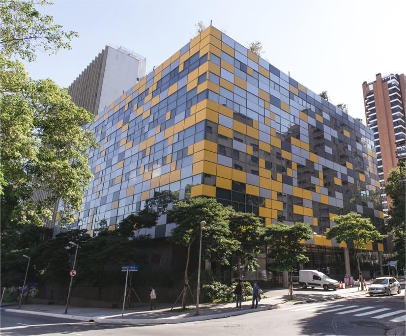 Sede centra de Nubank en Brasil: inversionistas de Nubank