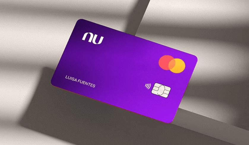 Tarjeta de Crédito Nu ofrece simplicidad y tecnología como herramienta financiera