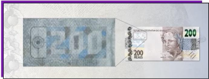 quebra cabeca nota 200  - É possível copiar a nova nota de R$200? É segura?
