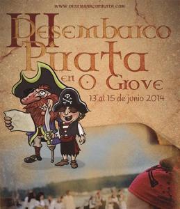 Desembarco Pirata - O Grove
