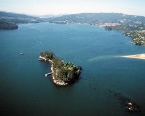 Isla de San Simón - Rías Baixas - Galicia