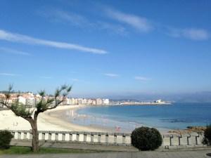 Playa de Silgar - Sanxenxo