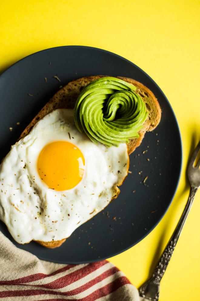 Avocado Toast | Healthy Nibbles & Bits