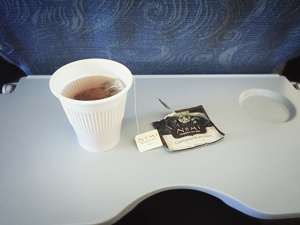 Tea Travel