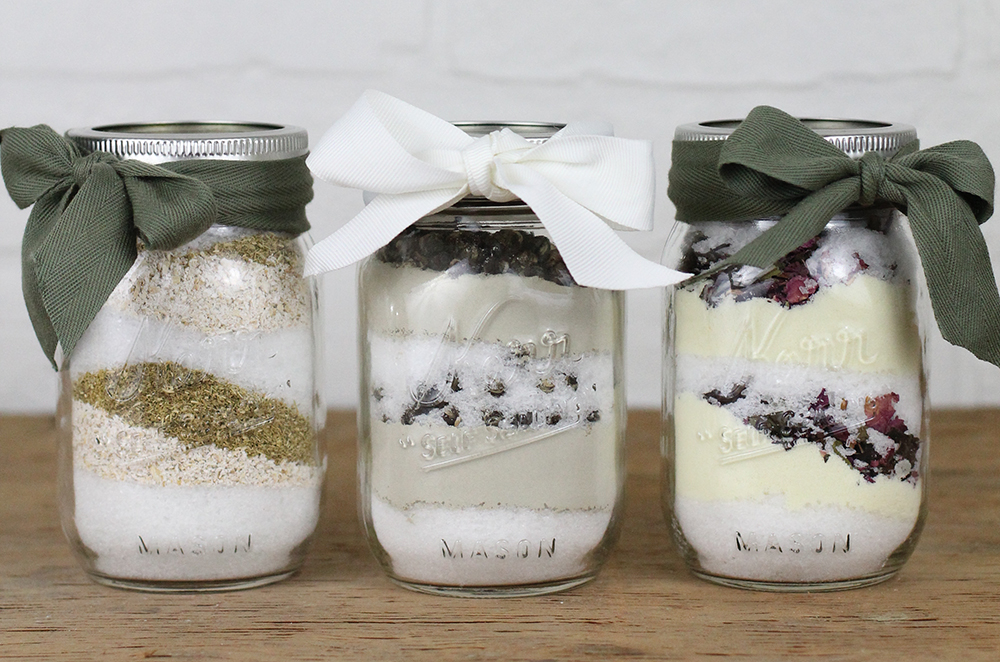 DIY Gift Idea: Tub Tea