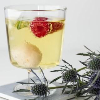 Jasmine Green Tea Cocktail