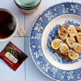 Tea and Toast: Two Tantalizing Treats