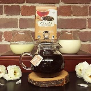 Hong Kong Milk Tea by Chef Melissa King