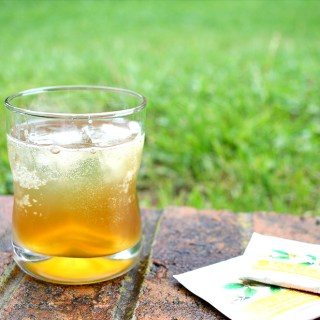 Soda Swap: Balance Tea Spritzer