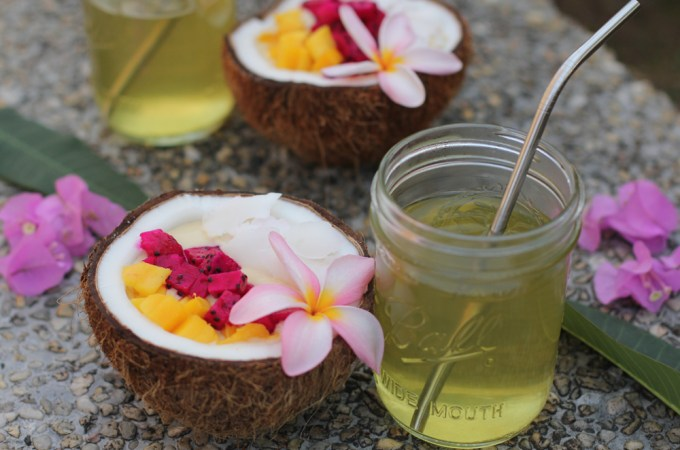 Coconut Smoothie Bowl